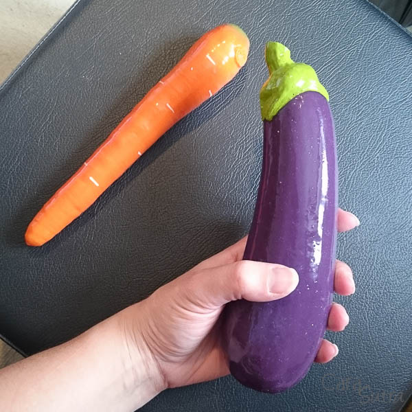 Best Vegetable For Dildo