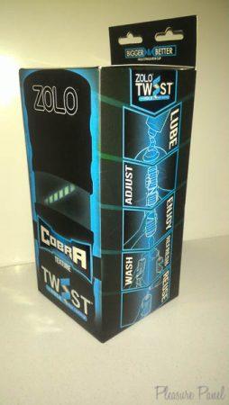 ZOLO Twist Cobra PenisMasturbator Review