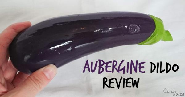 VeggieDildo Aubergine Dildo Review