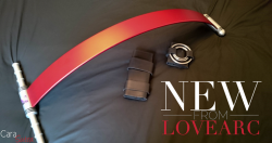 New LoveArc Harnesses For Doxy Wands & Flared Base Dildos