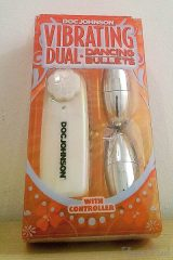 Doc Johnson Vibrating Dual Dancing Bullets Review