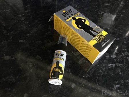 Pjur Superhero Performance Spray Review