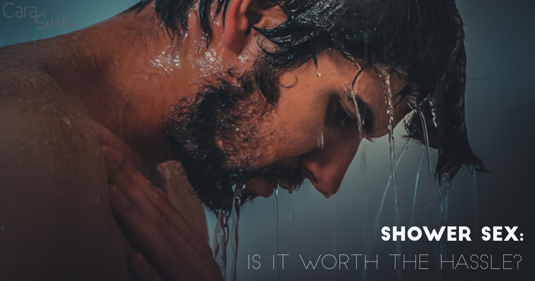 is shower sex worth the hassle