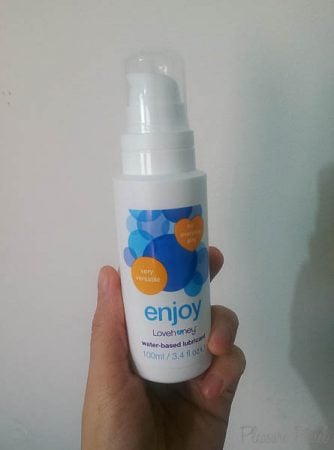 Lovehoney Enjoy Water Based Lube Review