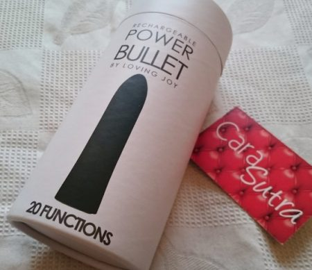 Loving Joy Rechargeable Power Bullet Vibrator Review