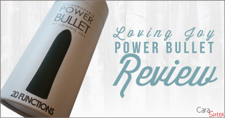 Loving Joy 20 Function Power Bullet Vibrator Review