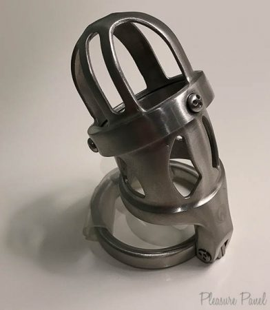 Master Series Extreme Steel Chastity Cage Review
