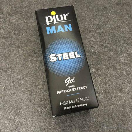Pjur Steel Gel Review Penis Erection Enhancing Gel Reviews