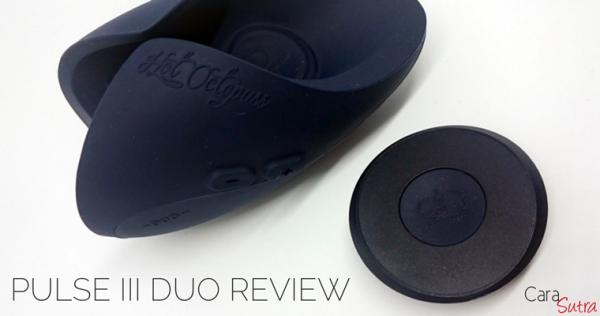 Hot Octopuss Pulse III Duo Review Pulse 3 Duo Guybrator Review