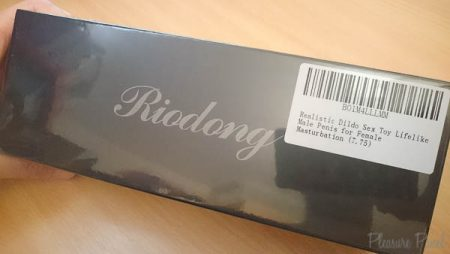 Riodong 7.75 Inch Suction Cup Dildo With Balls Review