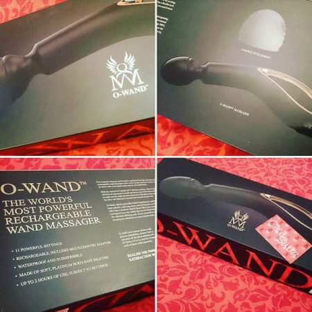 O-Wand Vibrator Review Doxy Massager Comparison