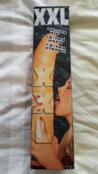 MEO XXL Anal Reaming Realistic Cock Vibrator Review