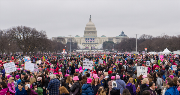 Why The Women's March 2017 Is Necessary And Relevant