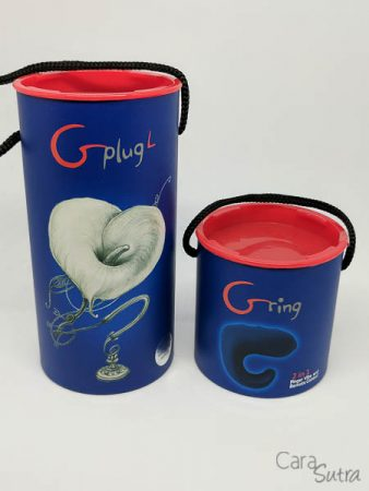 Fun Toys G-Plug Large & G-Ring Finger Vibrator Review