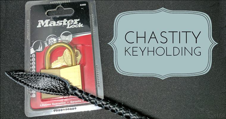 Chastity keyholder service