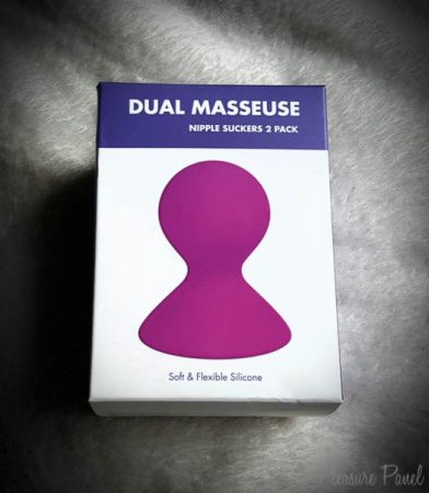 Kinx Dual Masseuse Nipple Suckers Review