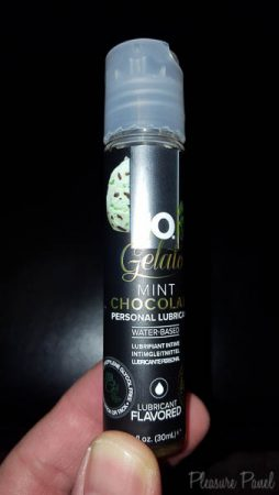 System JO Gelato Mint Chocolate Lube Review