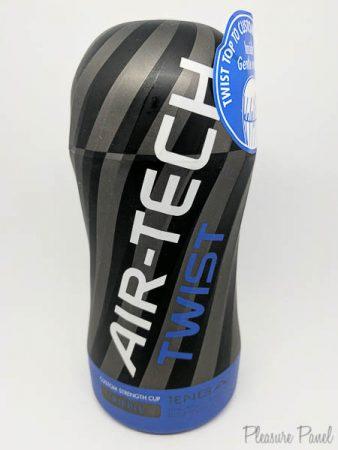 TENGA Air Tech Twist Ripple Masturbator Cup Review