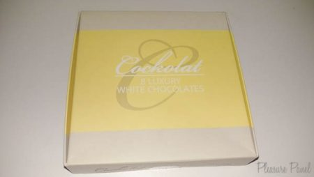 Cockolat White Chocolate Willies Box of 8 Review
