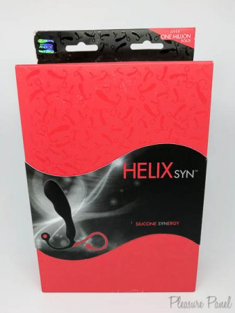 Aneros Helix Syn Prostate Massager Review