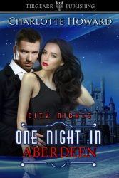 One Night in Aberdeen by Charlotte Howard erotic book review