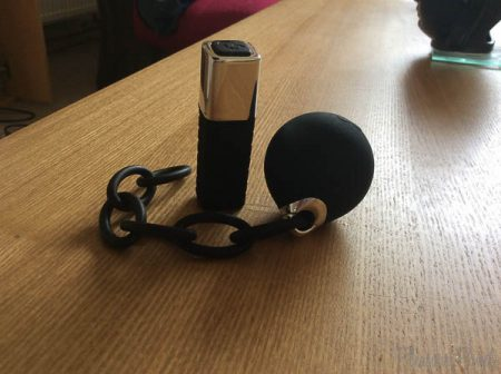 Rocks Off Lust Linx Ball And Chain Remote Control Love Egg Review