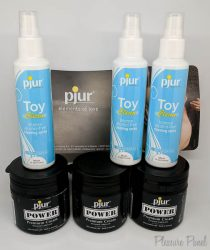 Pjur Toy Clean Sex Toy Cleaner Spray Review