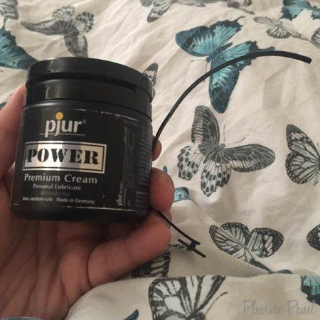 Pjur Power Premium Cream Lube Review