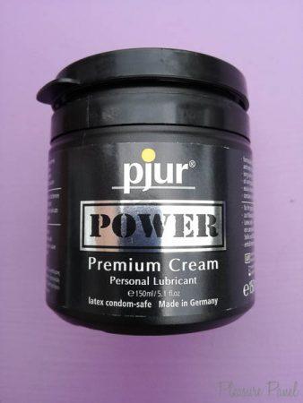 Pjur Power Premium Cream Lubricant Review