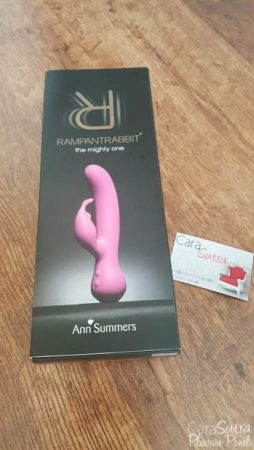Ann Summers Rampant Rabbit The Mighty One Review