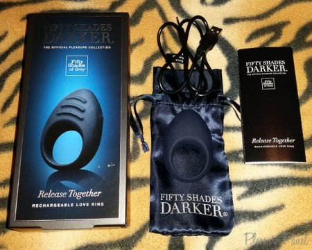 Fifty Shades Darker Release Together Rechargeable Love Ring Review