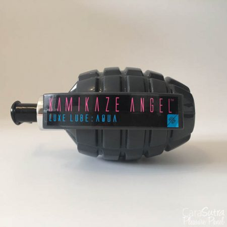 Kamikaze Angel Luxe Lube Aqua Review TBGR