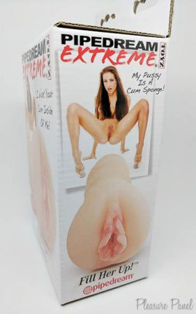 Pipedream Extreme Fill Her Up Penis Stroker Review