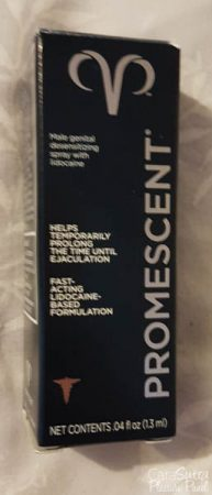 Promescent Climax Control Delay Spray Review