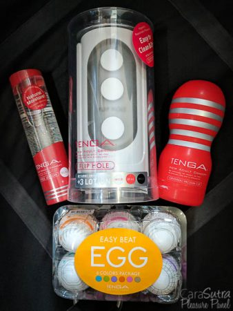 TENGA Sex toy reviews
