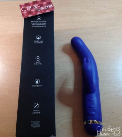 Ann Summers Rampant Rabbit The Bendy One Review