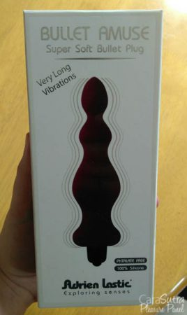 Adrien Lastic Amuse Vibrating Butt Plug Review