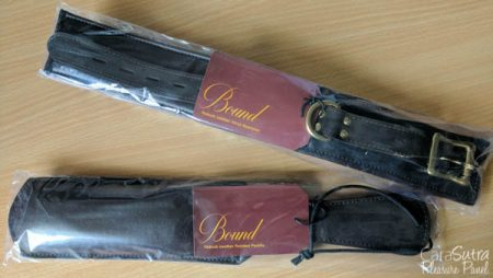 Loving Joy Bound Nubuck Leather Padded Paddle Review