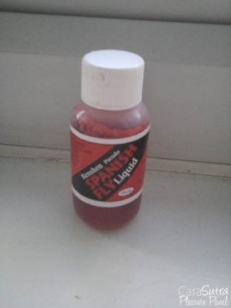 Cherry Flavoured Spanish Fly Liquid Review