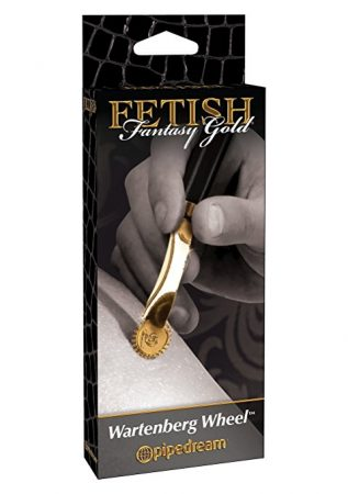 Fetish Fantasy Gold Wartenberg Wheel Review