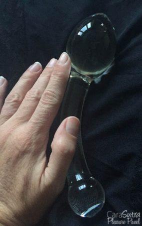 Gläs Pure Indulgence Glass Anal Dildo Review