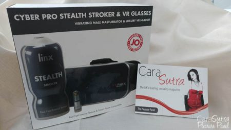 Linx Cyber Pro VR Stealth Stroker And VR Glasses Review