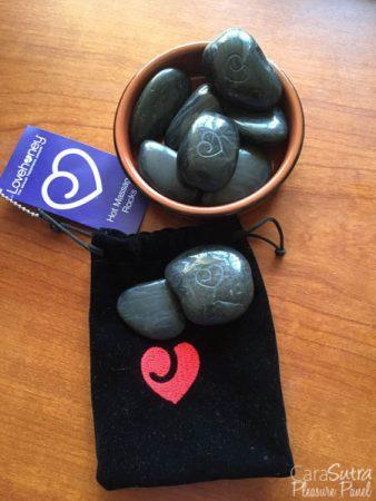 Lovehoney Oh! Hot Massage Rocks Review