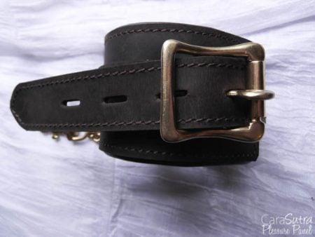 Loving Joy Bound Nubuck Leather Wrist Restraints Review