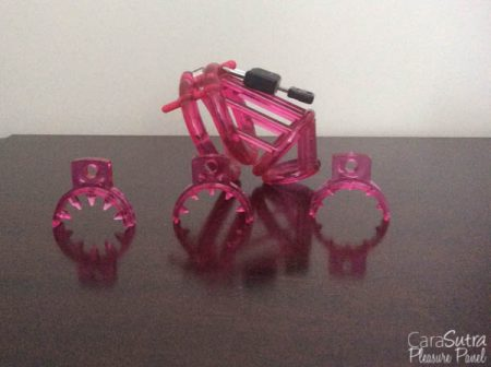 CB-2000 Pink Chastity Cage Review