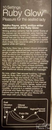 Rocks Off Ruby Glow Vibrator Review