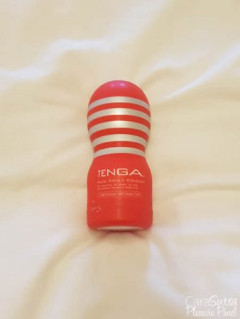 TENGA Standard Edition Deep Throat Onacup Review