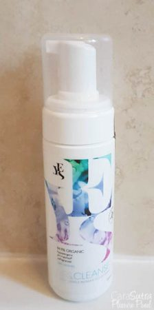 YES Cleanse Organic Cleanser Unscented Review