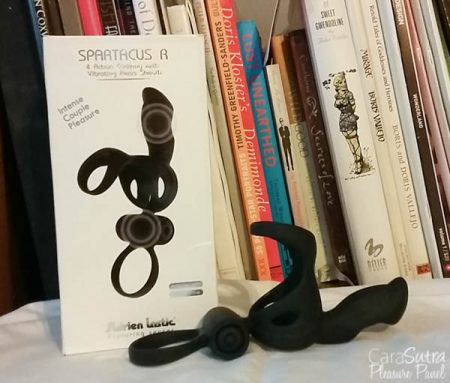 Adrien Lastic Spartacus R Vibrating Cock Ring Review