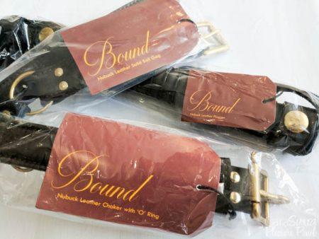 Loving Joy Bound Nubuck Leather Flogger Review